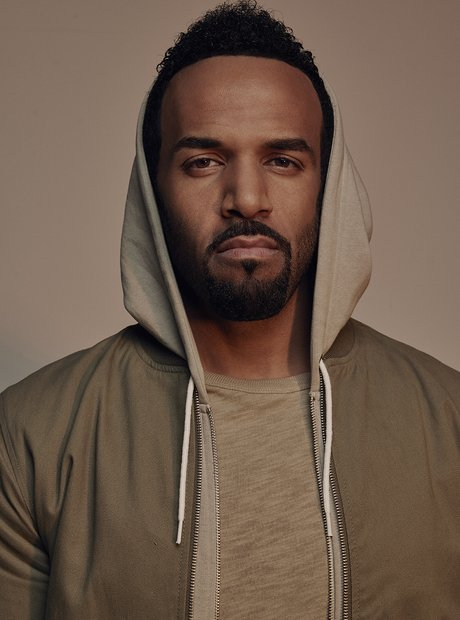 Craig David Notion Magazine