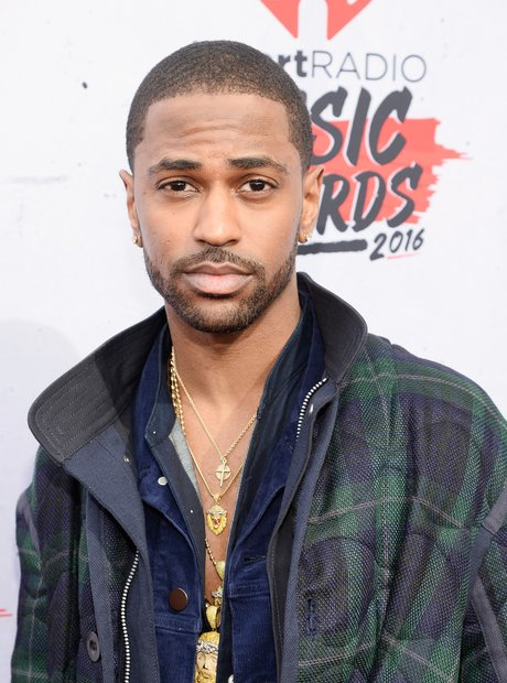 Big Sean iHeartRadio 2016 Red Carpet