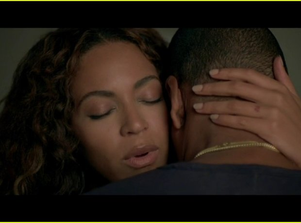 Beyonce and Jay Z in Lemonade