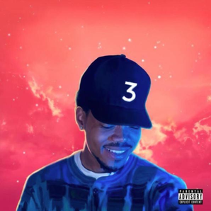 Chance The Rapper Chance 3 artwork