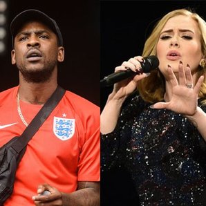 Skepta and Adele