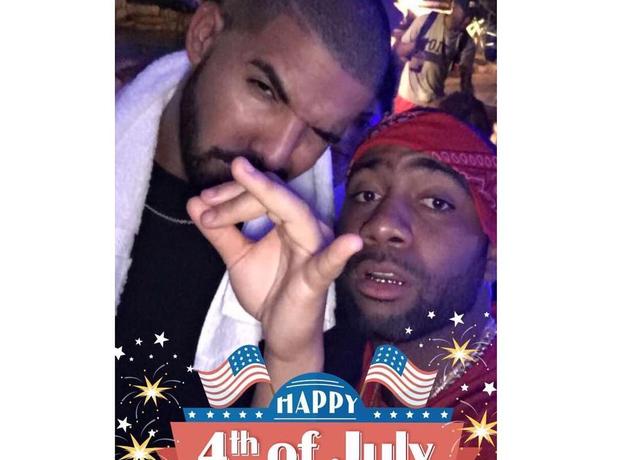 Drake 4th July