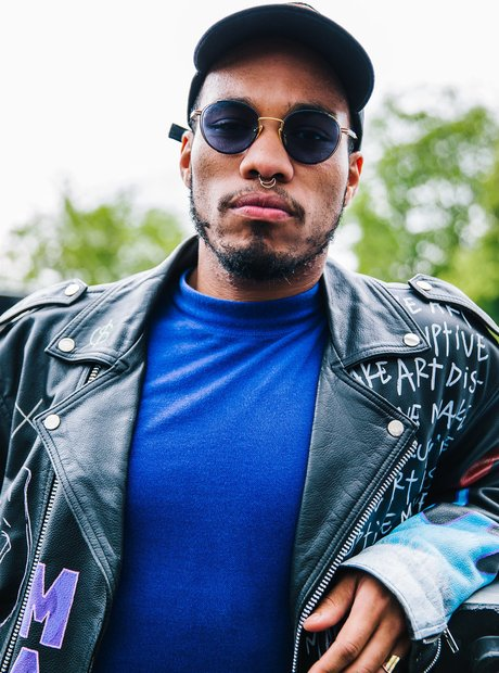 Anderson Paak Wireless Festival 2016