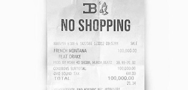 Drake No Shopping artwork