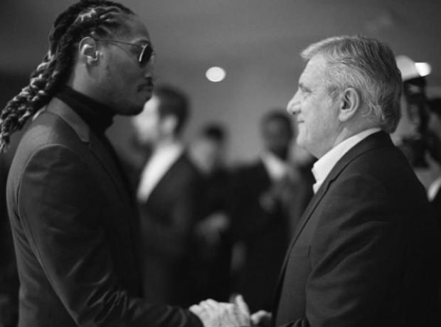Future and CEO of Dior