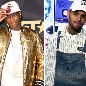 Soulja Boy Chris Brown
