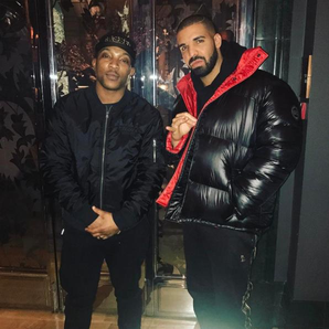 Drake and Ashley Walters