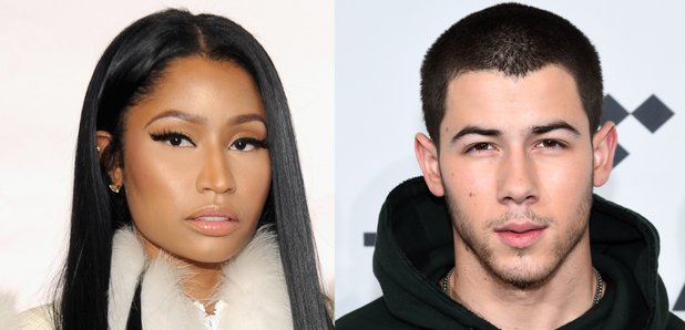 Nicki Minaj and Nick Jonas