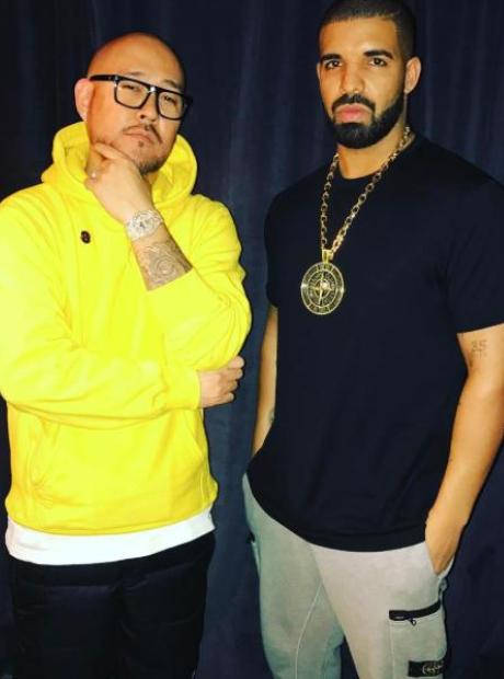 Drake Ben Baller