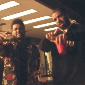 The Weeknd & Drake In 'Reminder'