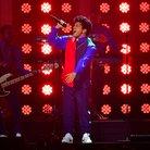 Bruno Mars BRITs 2017 LIVE Performance
