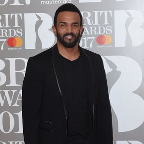 Craig David BRITs 2017 Red Carpet Arrivals