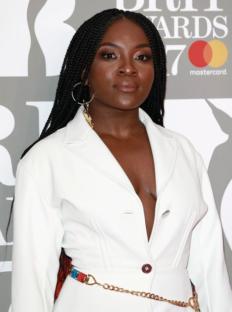 Ray BLK BRITs 2017 Red Carpet Arrivals