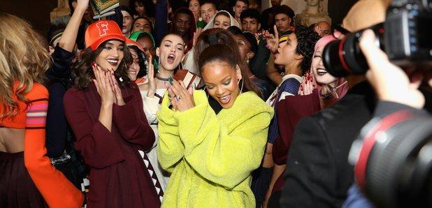 FENTY PUMA by Rihanna Fall / Winter 2017 Collectio