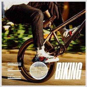 Frank Ocean 'Biking'